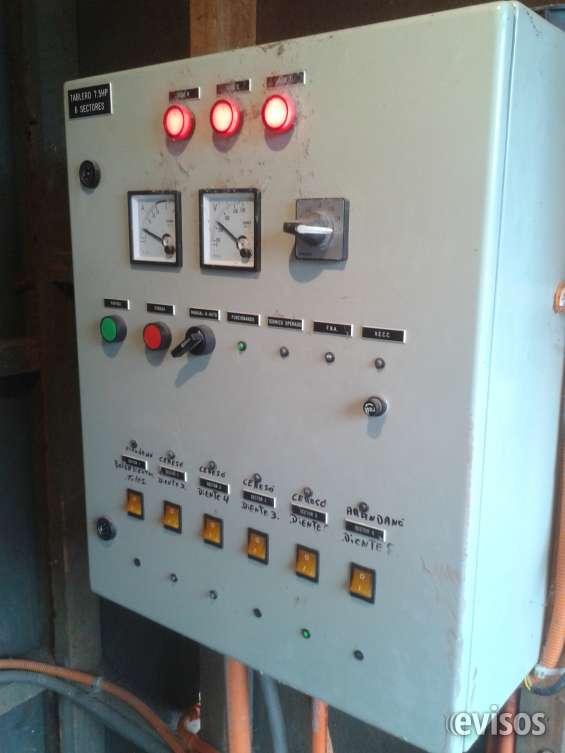 Tableros electricos, reparacion, mantencion, v region cel 977987635