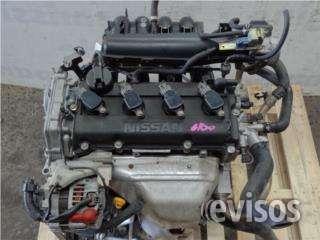 Motor nissan x-trail 2.5
