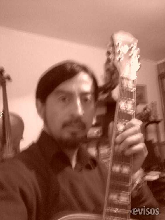 Clases de guitarra básica, piano/teclado básico , flauta dulce particulares a domicilio