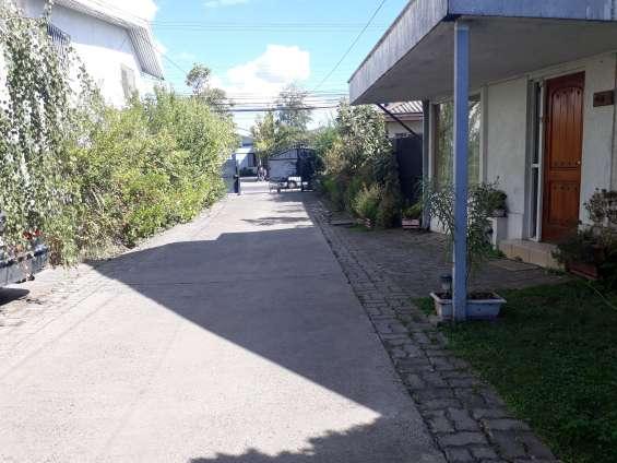Arriendo excelente casa cerca libertad con argentina