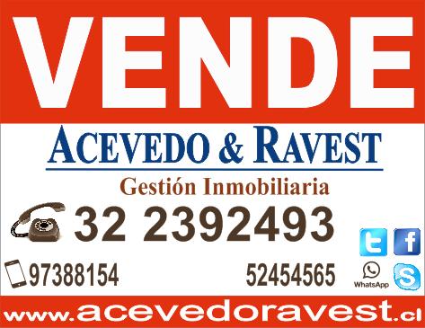 Acevedo&ravest: vende departamento en villa alemana