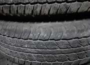 Neumáticos con o sin llantas aro 16 y 17  impecables.