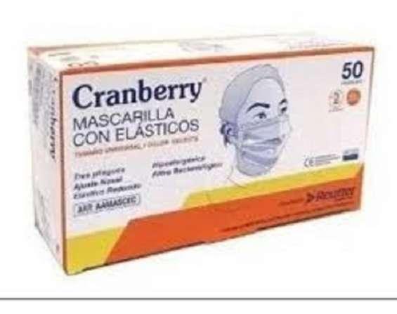Mascarillas certificadas con filtro bacteriológico, las que sirven!!!