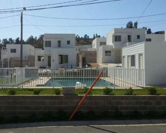 Casa en condominio madrid/el mirador