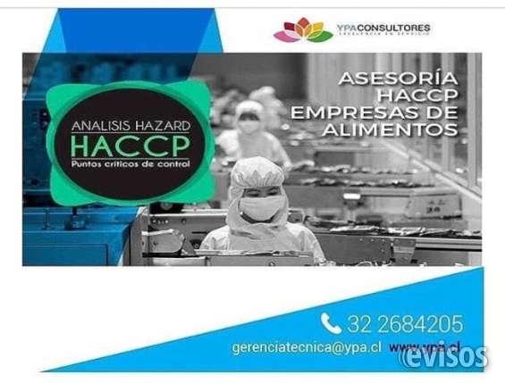 Implementación sistema haccp empresas de alimentos