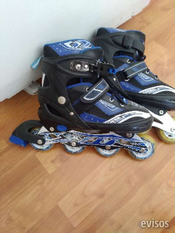 Patines impecables