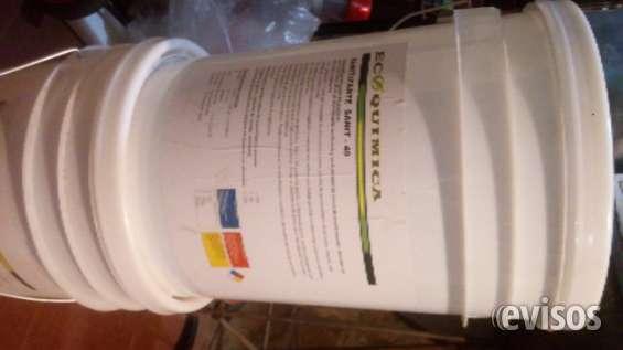 Alcohol gel + amonio cuaternario 5° generacion