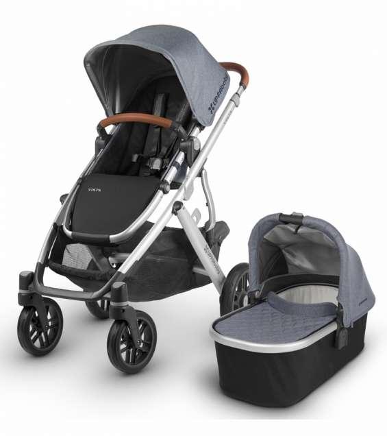 El carrito de bebé puede sentarse y reclinarse el saco de dormir plegable