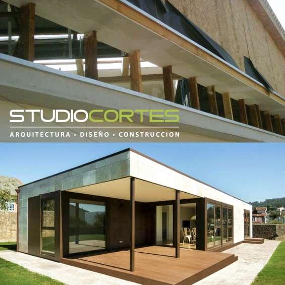 Arquitectura y construcción de casas studiocortes