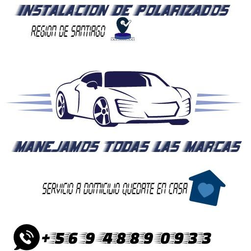 Instalación de polarizado para autos e inmuebles