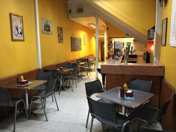 Derecho a llaves restaurant ciudad de la serena