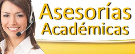 Se desarrollan pruebas y guías de matemáticas, estadística, física, química,..