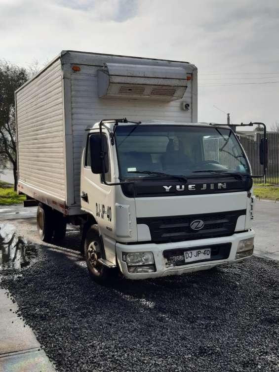Vendo camión yuejin por renovación