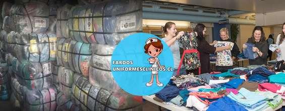 Fardos uniformes clinicos , fardos ropa clinica , fardos ropa hospital