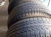 4 neumáticos toyo 245-65-r17 impecables llegar e instalar.