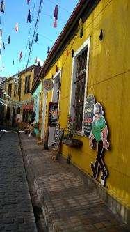 Operadora de tours valparaiso / viña / santiago, valparaiso