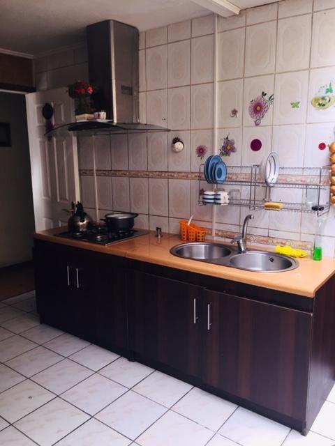 Mueble de cocina encimera y lavaplatos
