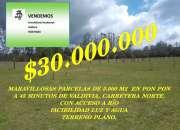 VENDEMOS HERMOSAS PARCELAS DE 5.000 M2 EN PON PON A 45 MINUTOS DE VALDIVIA C/ ACCESO A RÍO