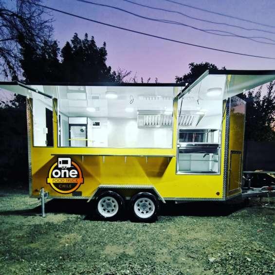 Food truck gastronomico bajo norma