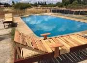 Cabana piscina quillon