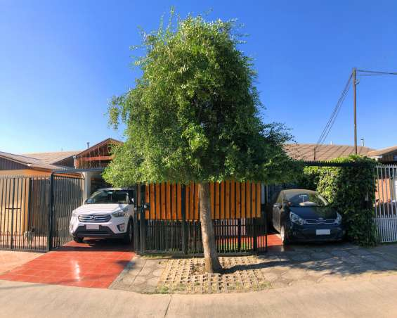 Casa remodelada en maipú. villa pehuén 2