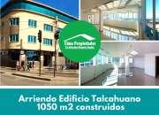Edificio Comercial Centrico, 1.050 m2, 3 pisos