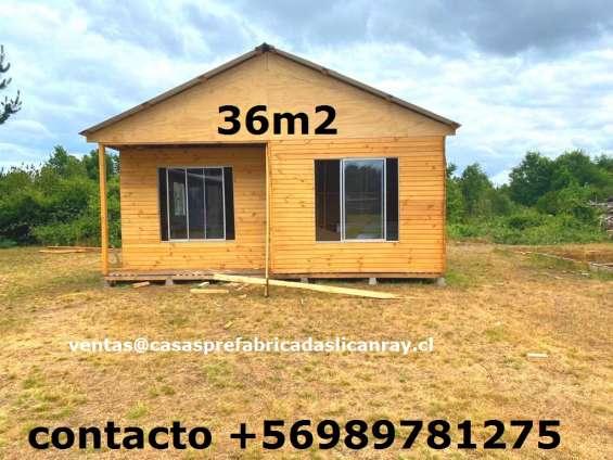 Relampagos de ofertas casa 36m2 dos dormitorios