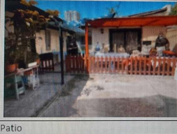 Vendo sitio 219 mt2 con casa madera 68 mt2 pleno san miguel $ 140 millones