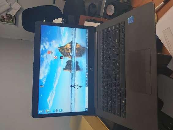 Vendo notebook marca hp modelo 240 g7 en perfecto estado precio conversable