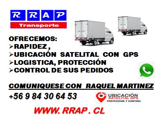 Mudanzas, transporte de carga