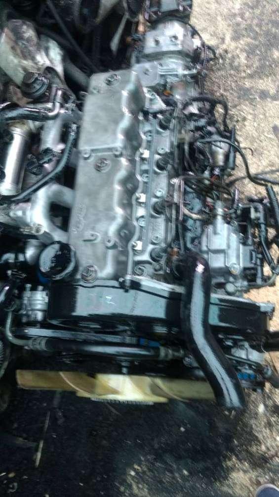 Motores hyundai d4bh electronicos