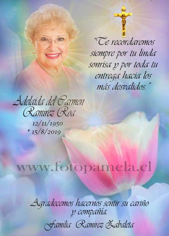 Aniversario de muerte defuncion condolencias
