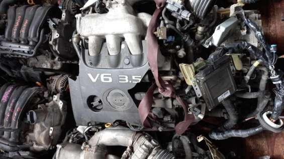 Motores nissan murano